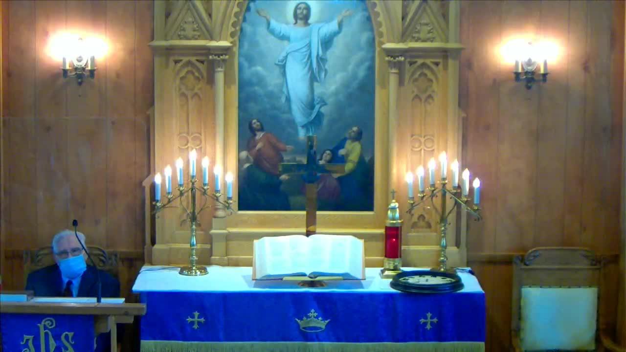 St. John's Sunday Service 3/21/2021