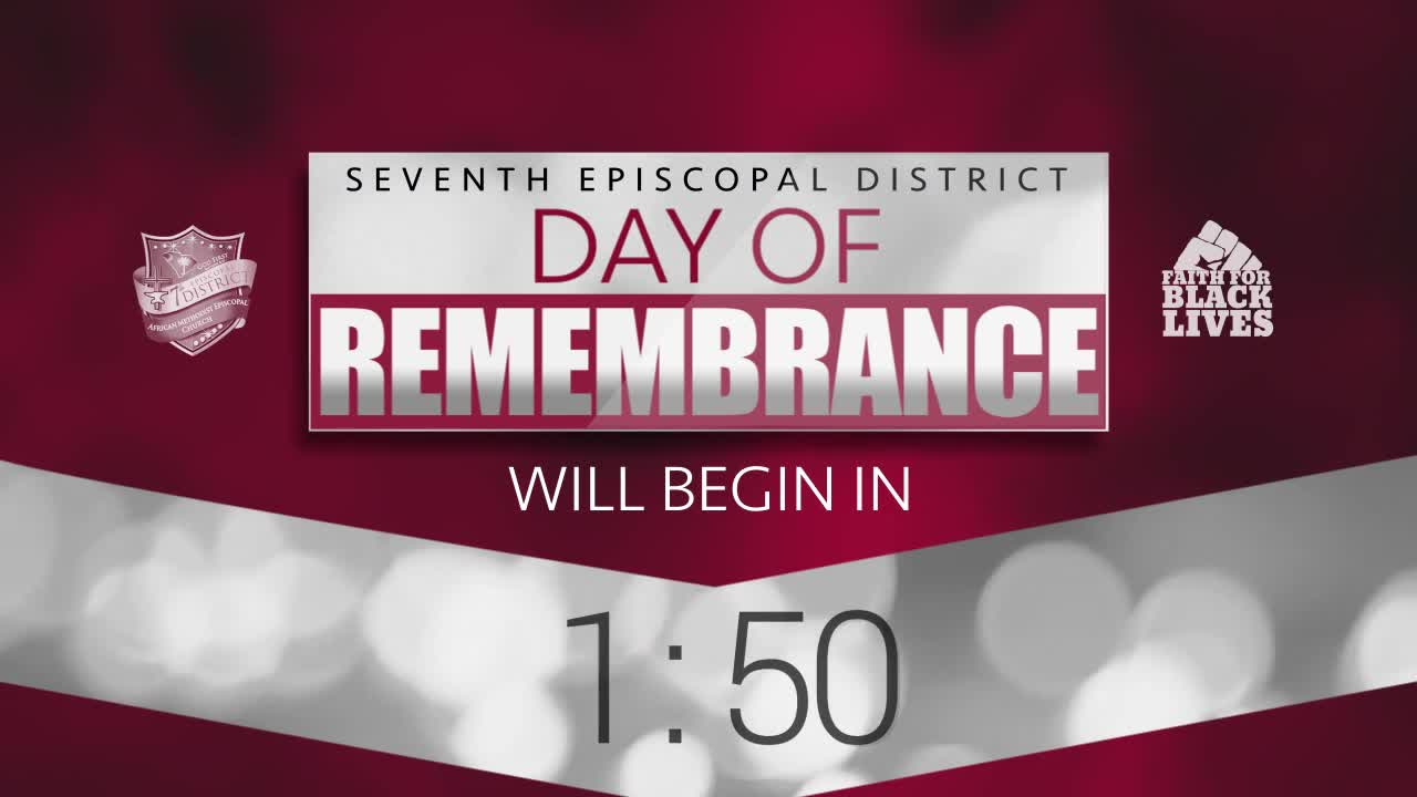 Day of Remembrance Service