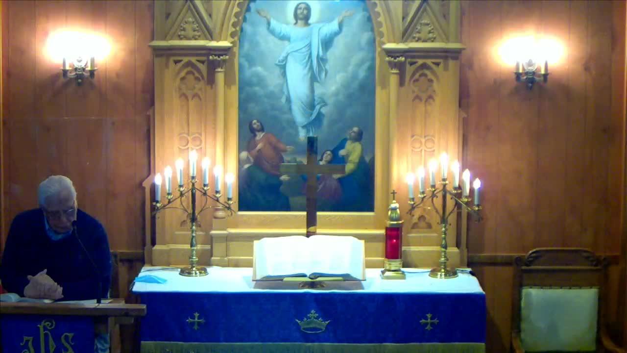 St. John's Lent Service  3/24/2021