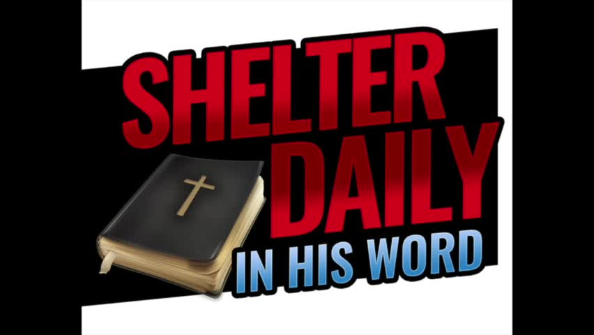 SHELTER DAILY IN HIS WORD