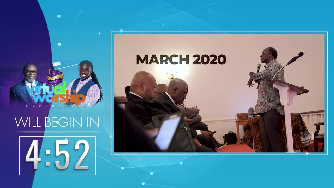 Sunday Service Easter (April 4, 2021)