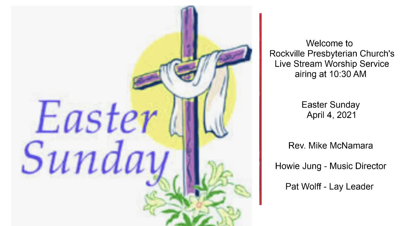 Easter Sunday - Terror and Amazement