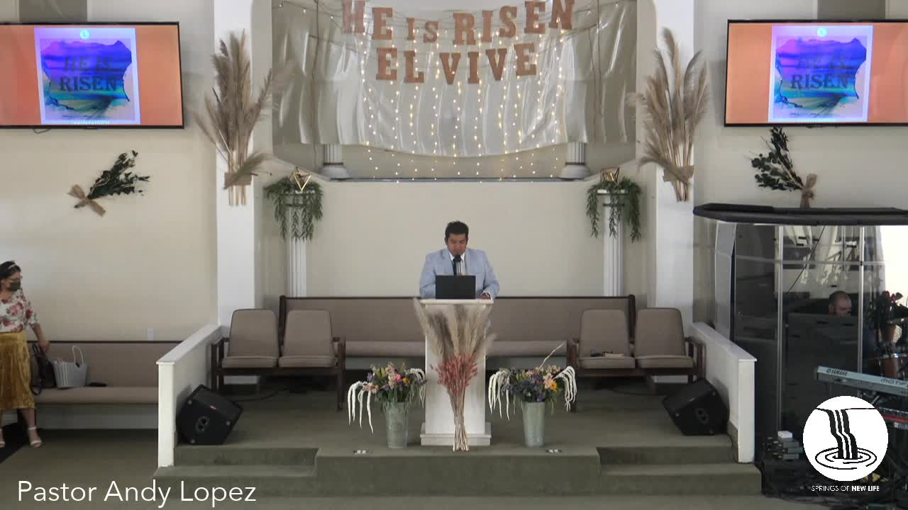 Sunday Worship English