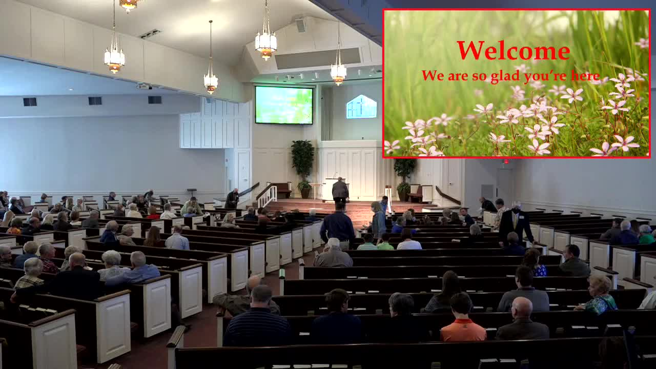4-18-21 Full Service - Righteousness Living