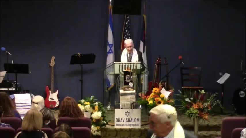 Anointing breaks the yoke