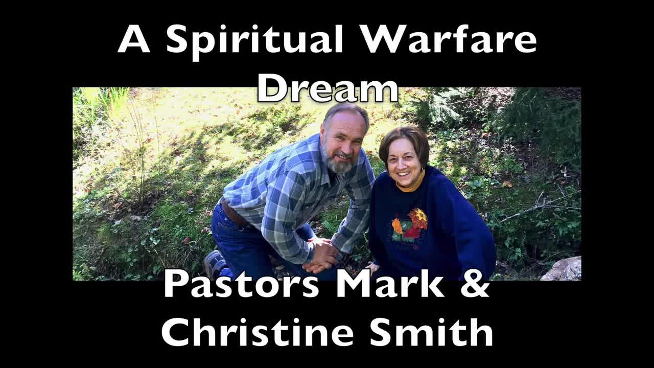 A Spiritual Warfare Dream