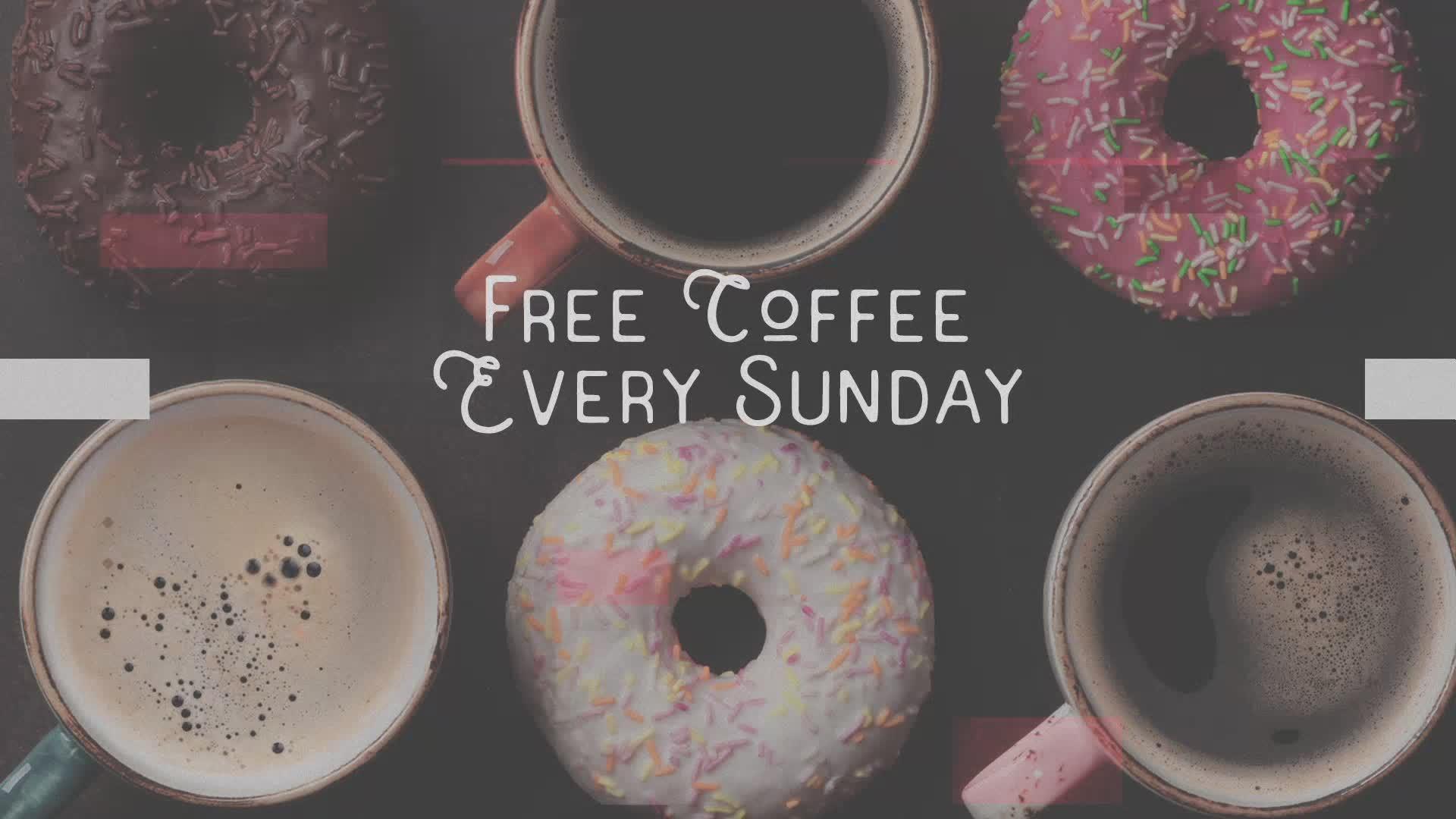 Sunday Morning - Second Service