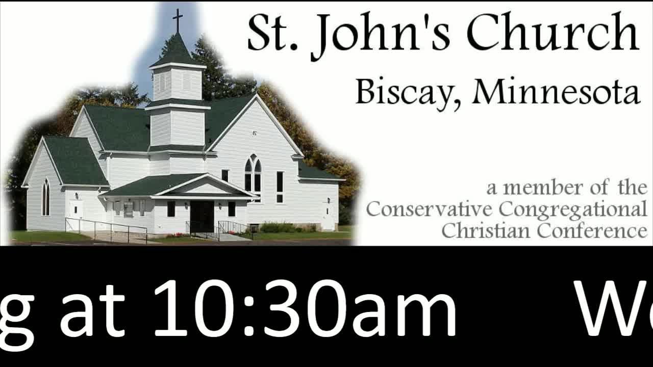 Sunday Service - May 2nd, 2021