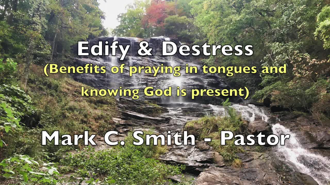 Edify & Destress
