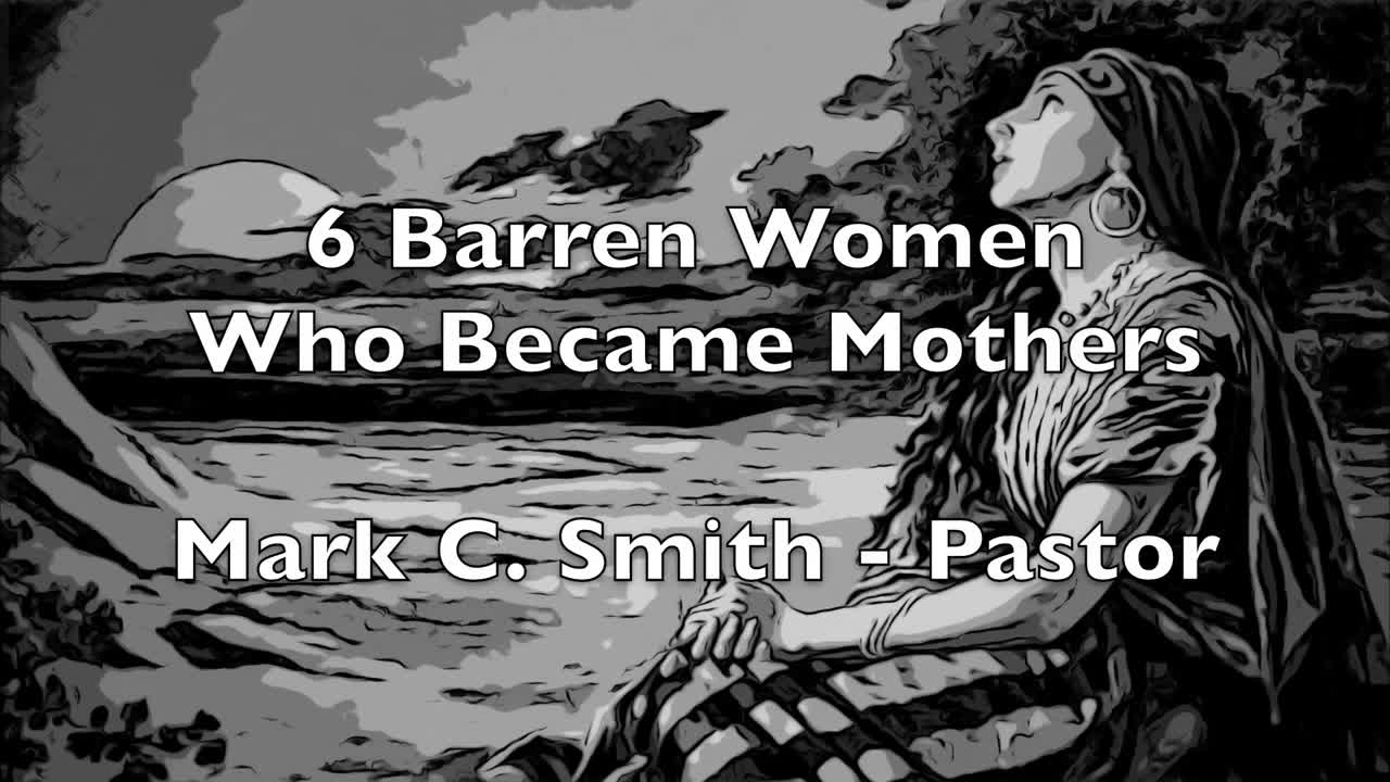 6 Barren Women Who Became Mothers