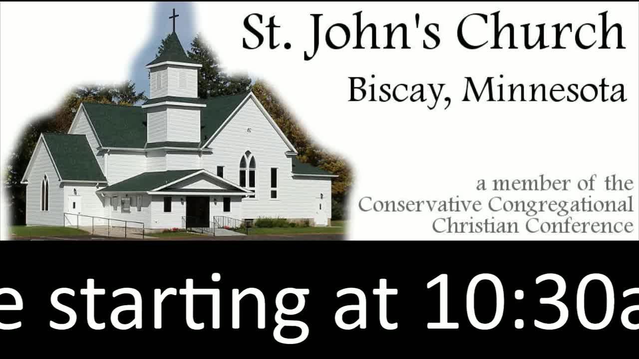 Sunday Service - May 16th, 2021