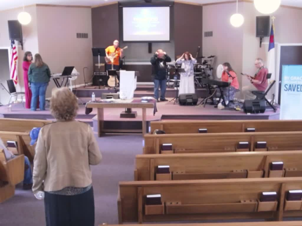 Praise, Worship, and the Word