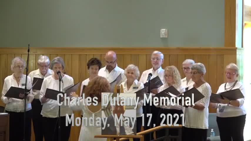 Charles Dulany Memorial