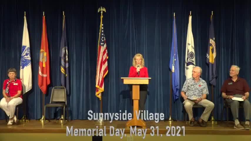 2021 Memorial Day