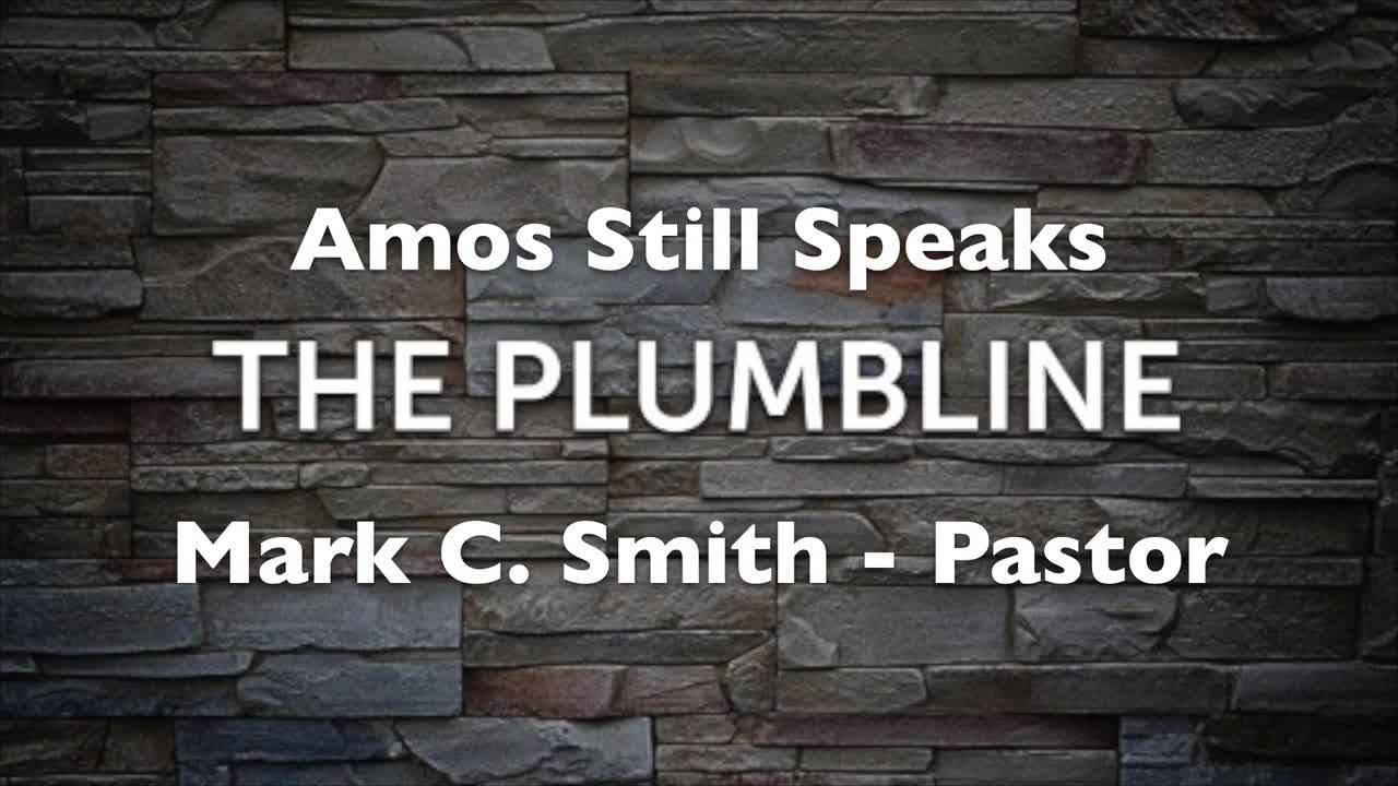 Amos Still Speaks