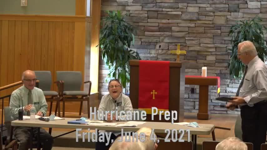 210604 Hurricane Prep