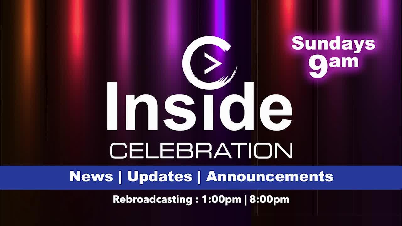Inside Celebration 6-27-2021