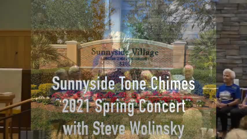 Sunnyside Tone Chimes Spring Concert 2021