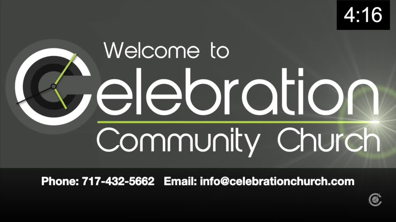 CCC Livestream, 1st Service 8/1/2021