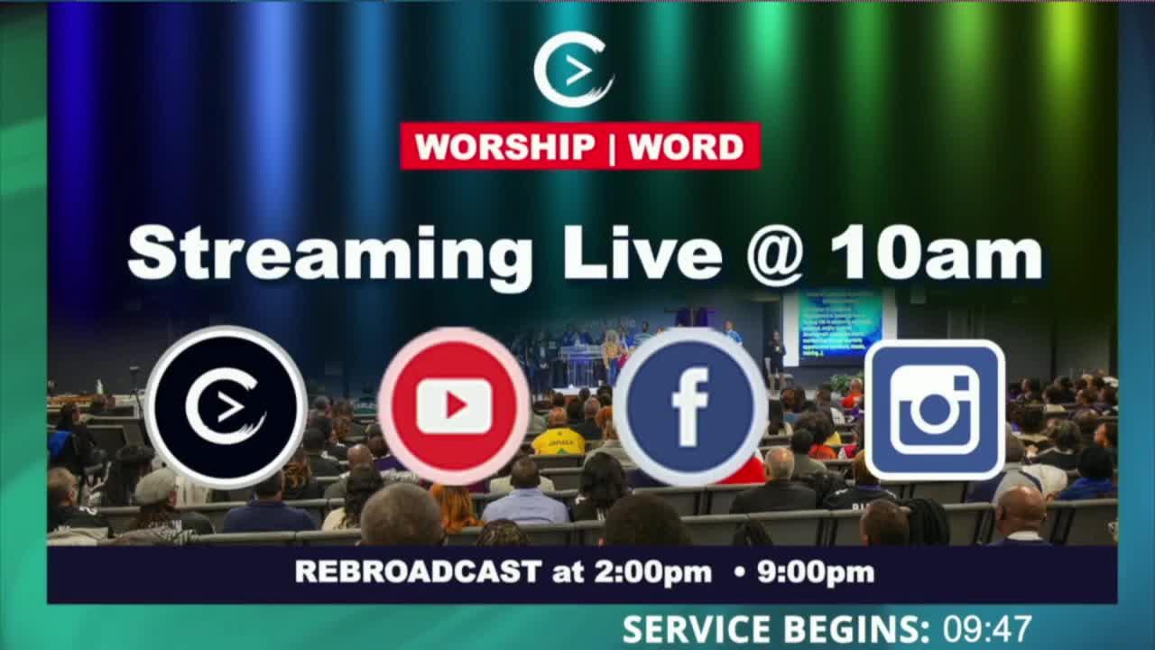 Celebration Church Live! 8-8-2021