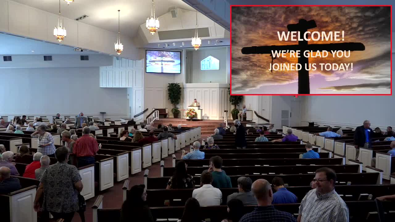 8-8-21 Full service -Jesus and Pilate