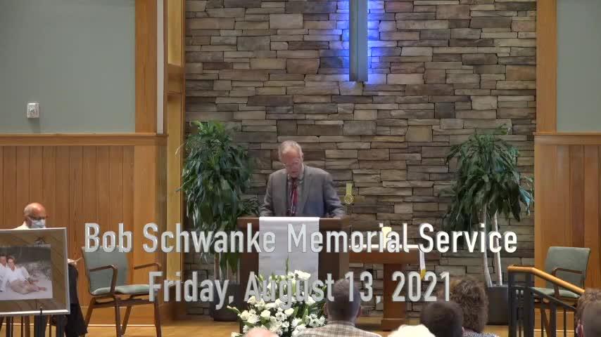 Bob Schwanke Memorial 210813