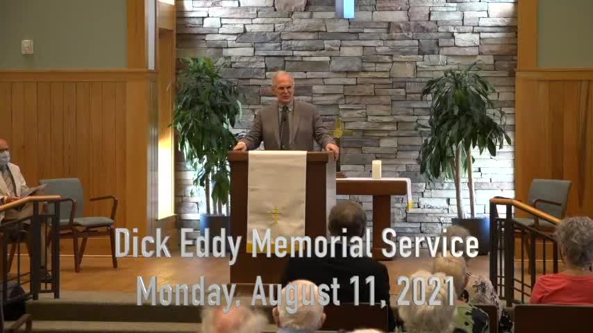 Dick Eddy Memorial 210811