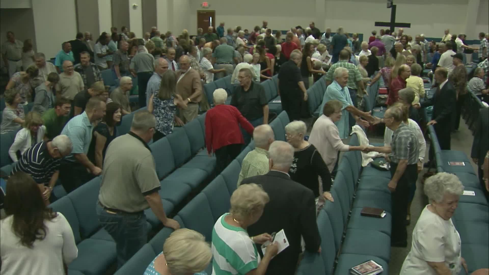 8-22-21 Gracepoint Worship Service