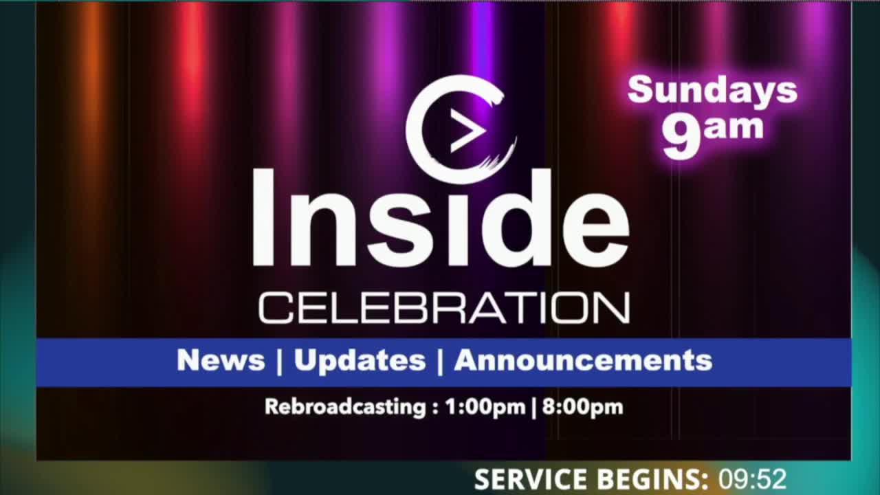 Celebration Church Live! 9-5-2021