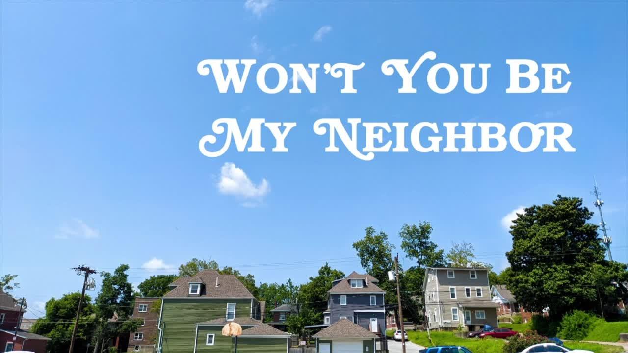 """Won't You Be My Neighbor: Who's My Neighbor?"