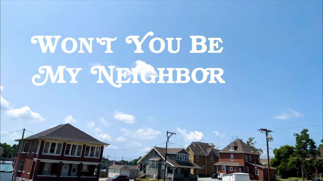 """""""Won't You Be My Neighbor: Barriers to ..."""