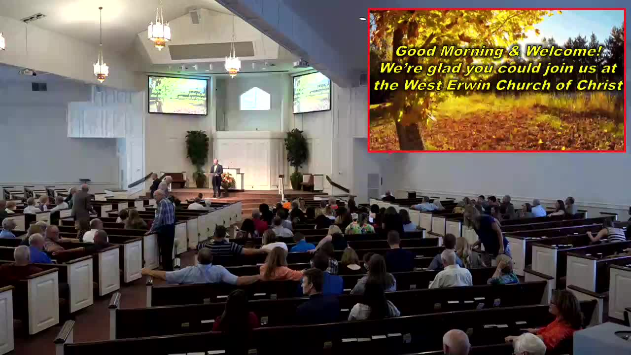 9-19-21 Full Service -Welcome Home