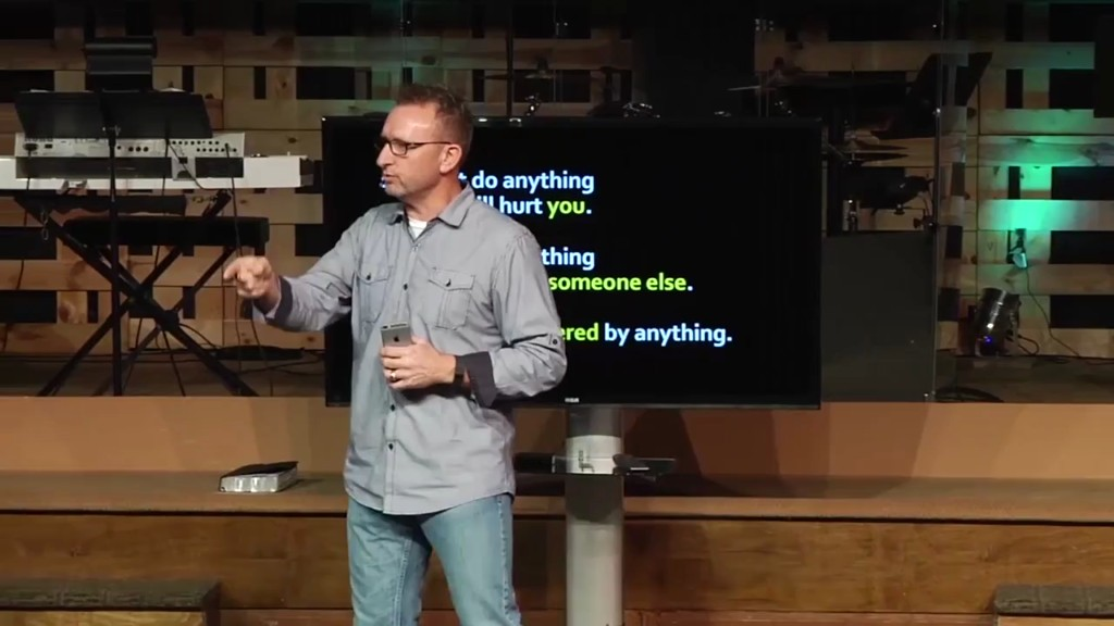 Are You a Disciple or Just a Christian Part 6