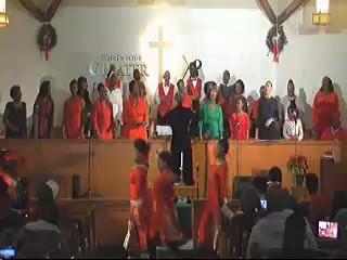 St. Stephens  AME  Christmas. Concert 2017