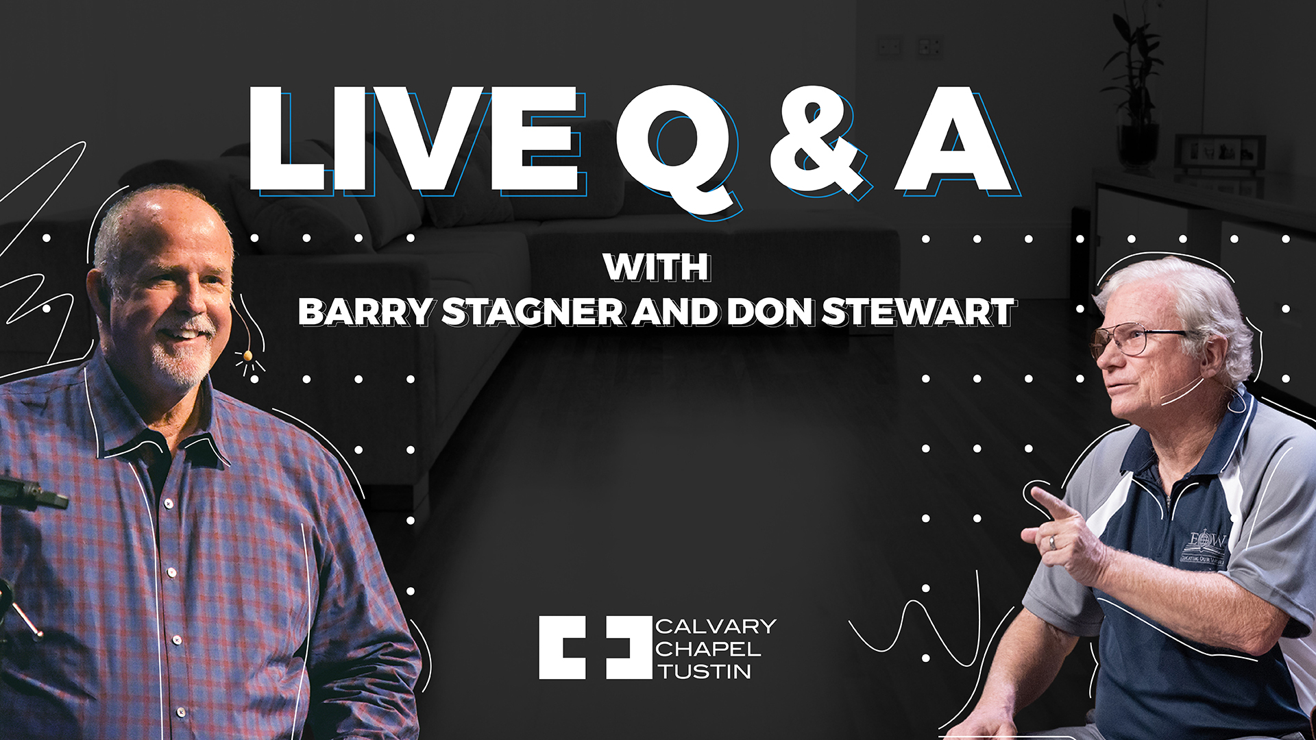 Live QA with Barry Stagner  Don Stewart