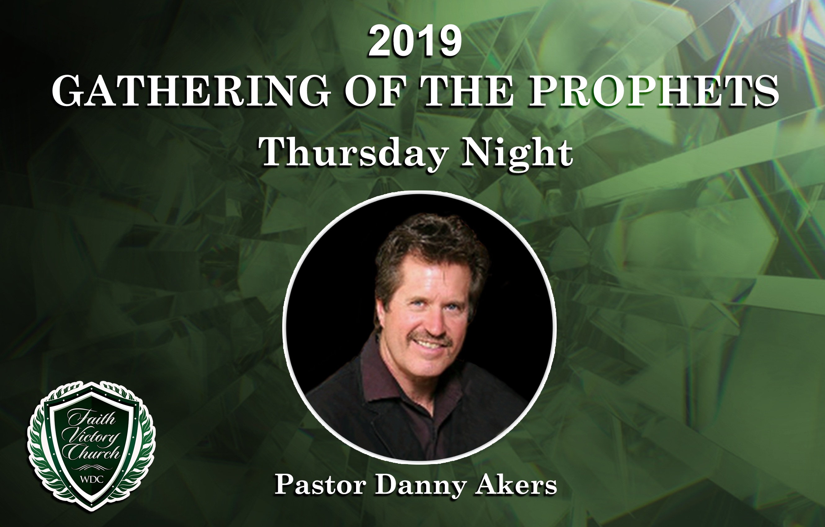 2019 Gathering of The Prophets Day 3
