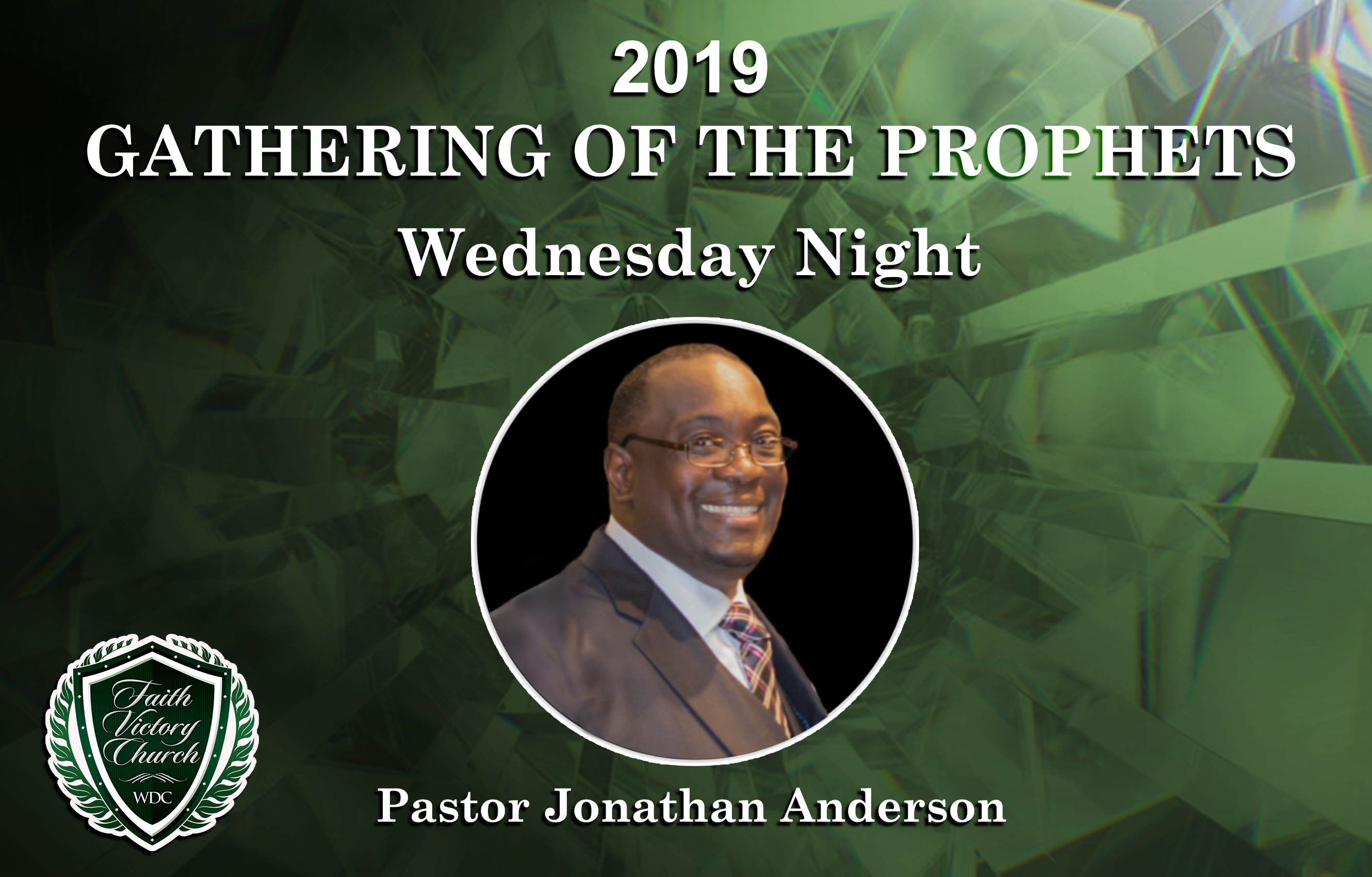 2019 Gathering of The Prophets  Day 2