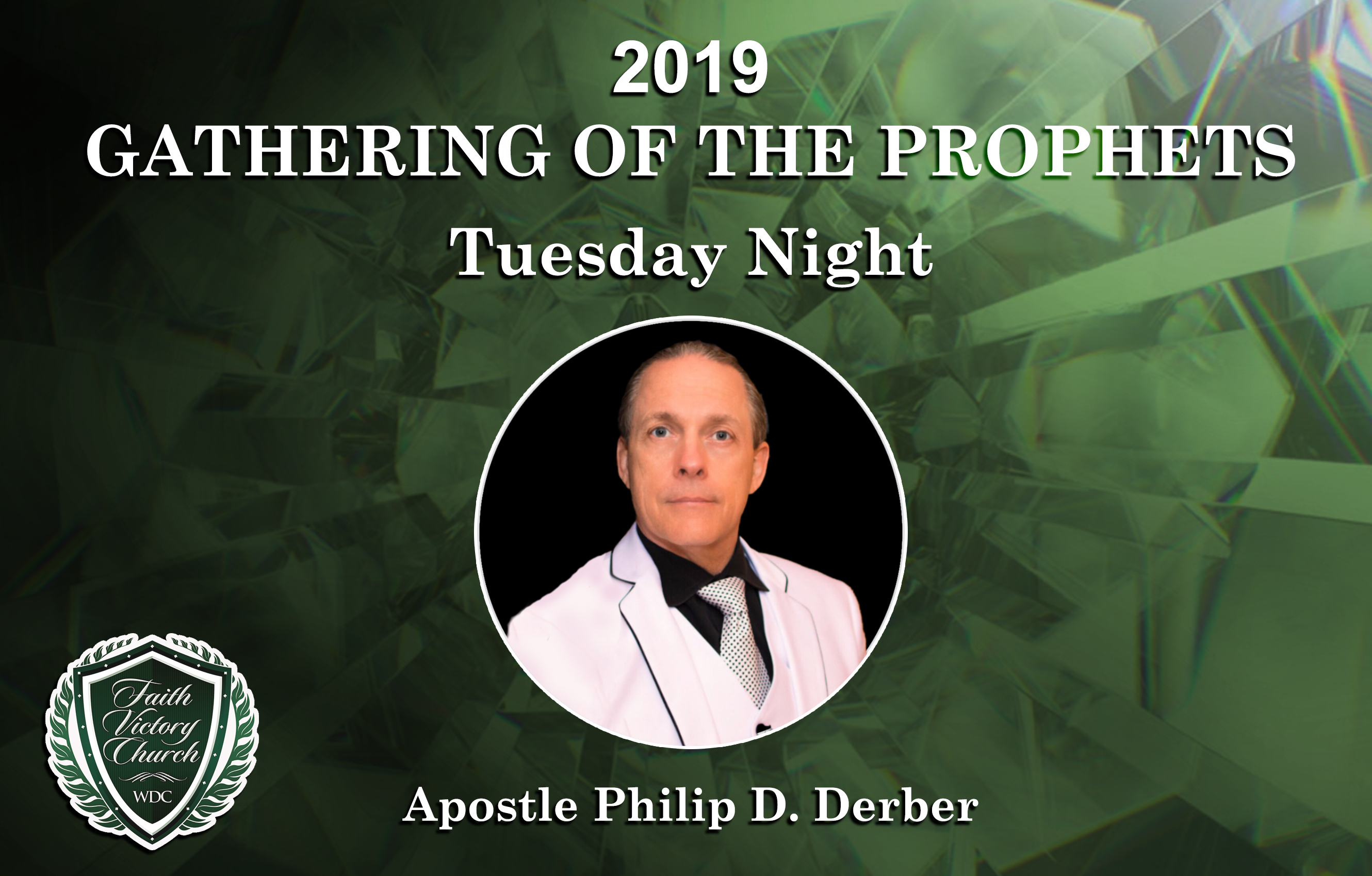 2019 Gathering of The Prophets Day 1