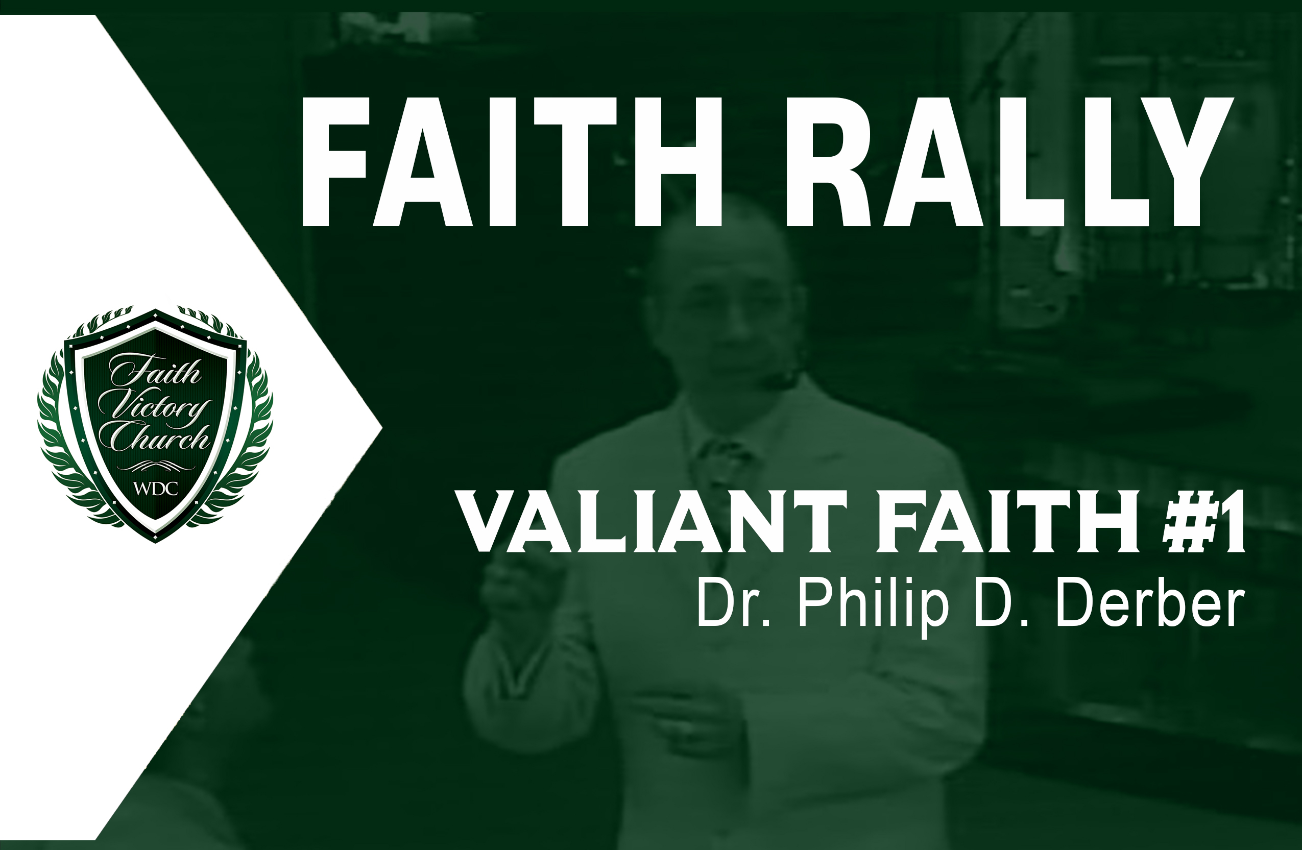 Valiant Faith