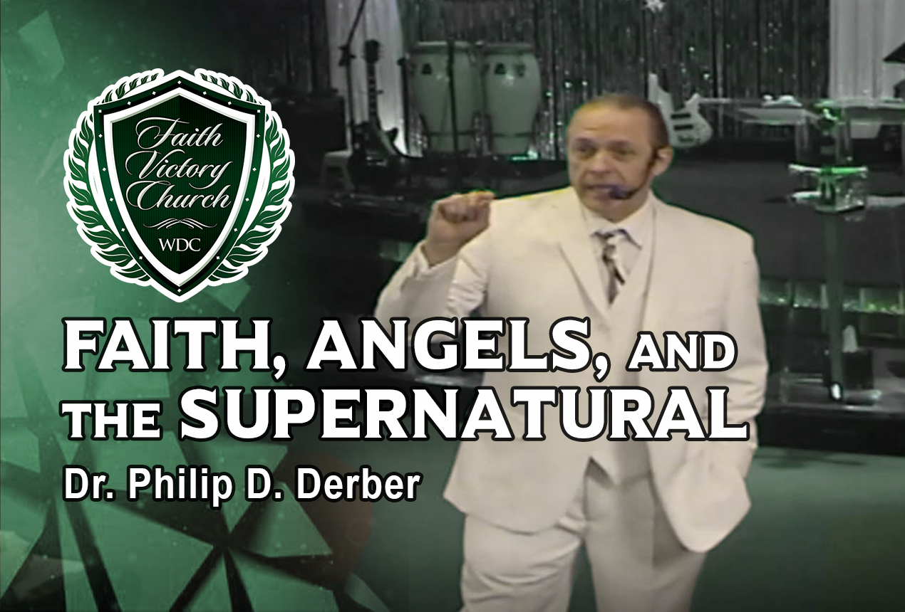 Faith Angels and the Supernatural