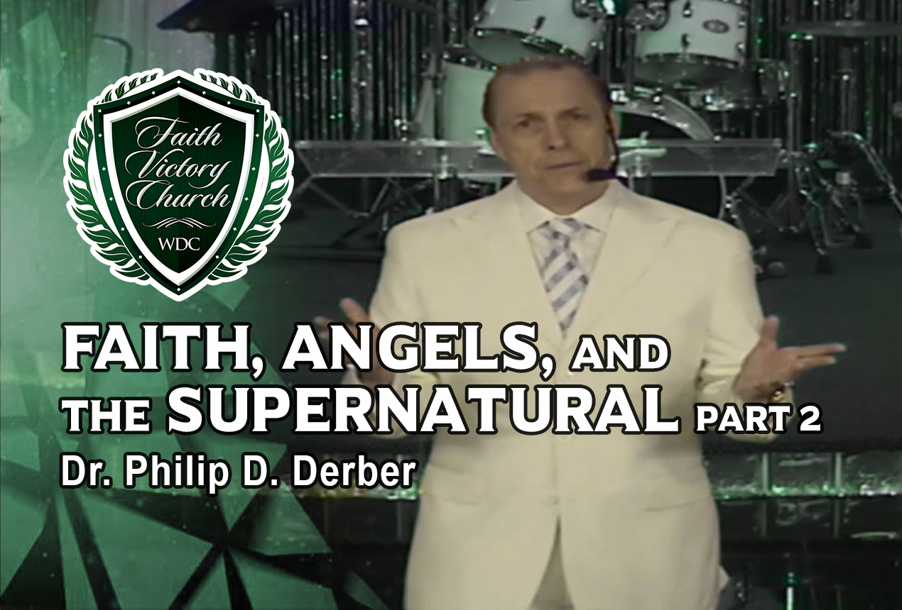 Faith Angels and the Supernatural 2