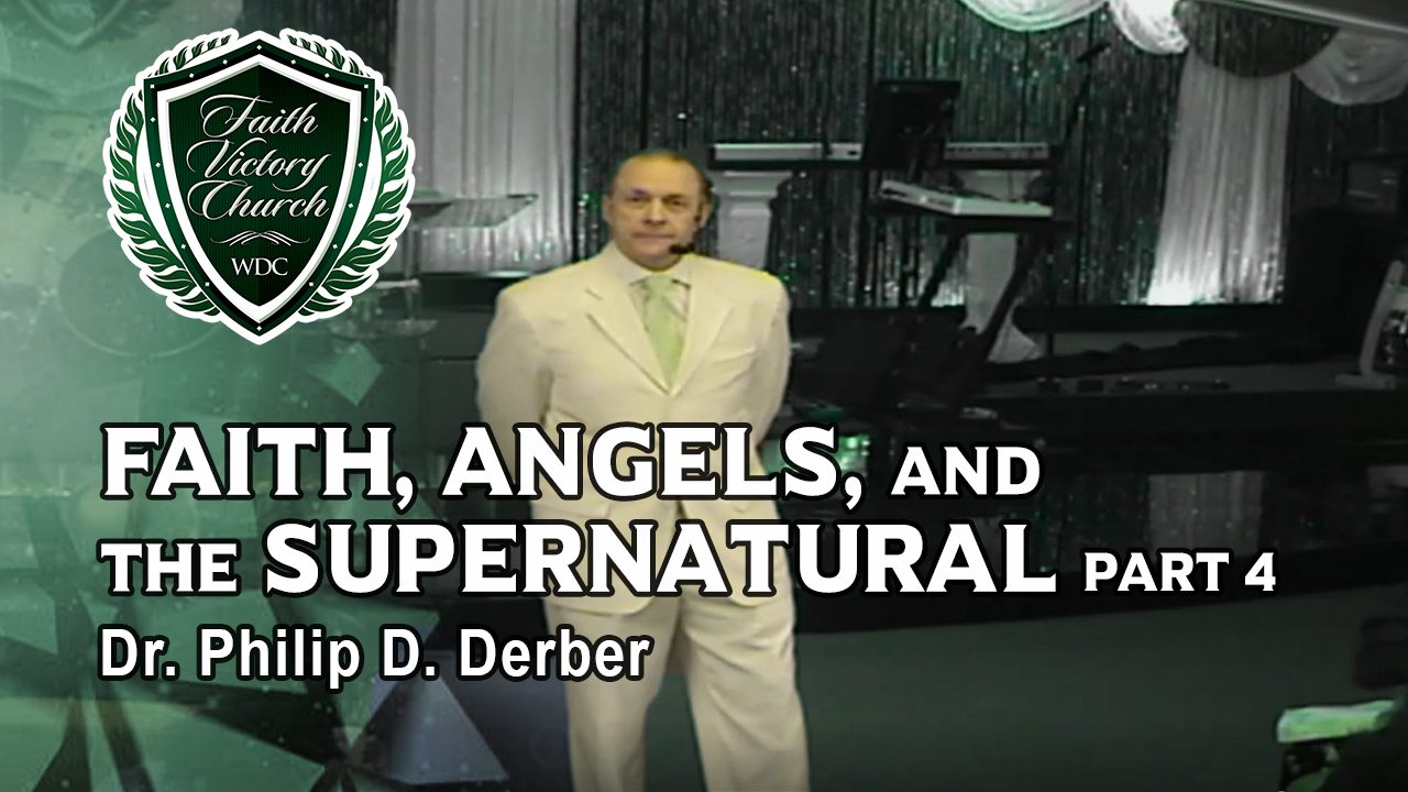 Faith Angels and the Supernatural 4
