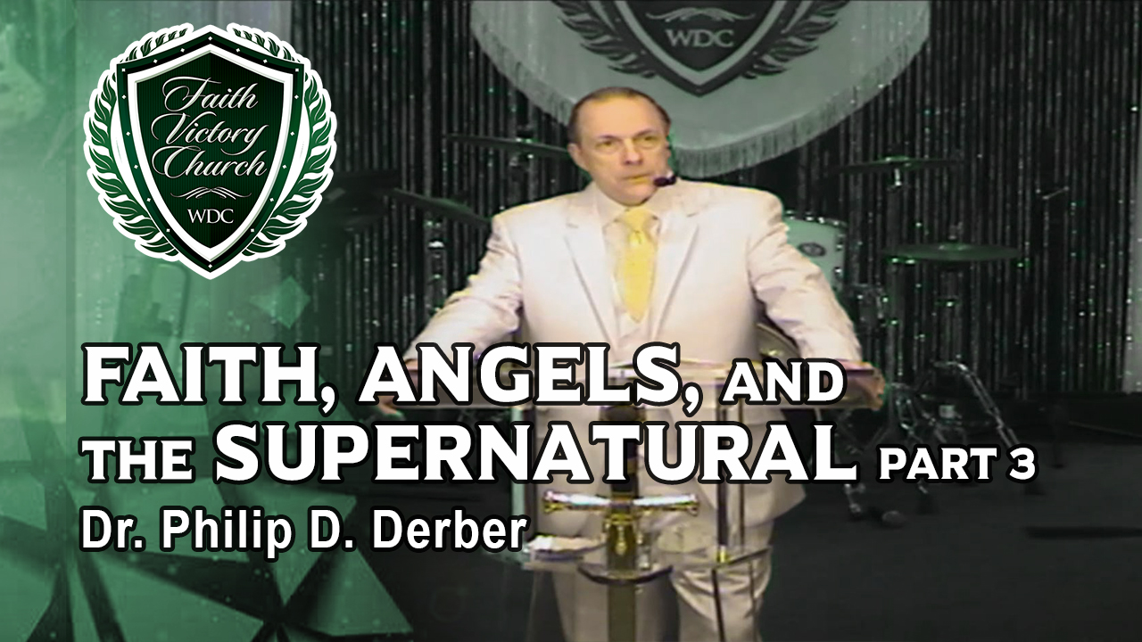 Faith Angels and the Supernatural 3