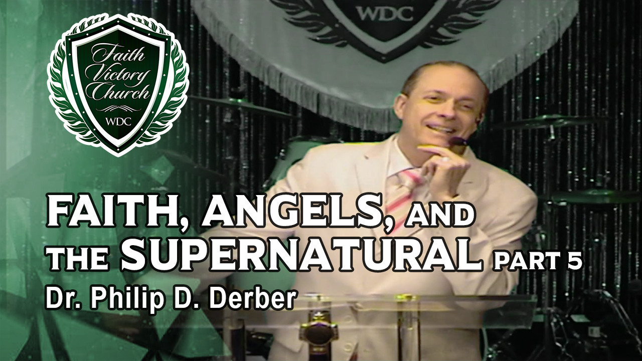 Faith Angels and the Supernatural 5