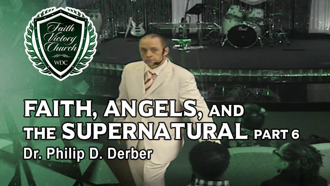 Faith Angels and the Supernatural 6