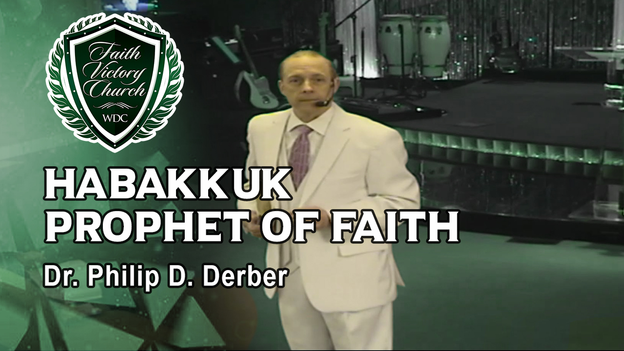Habakkuk  Prophet of Faith