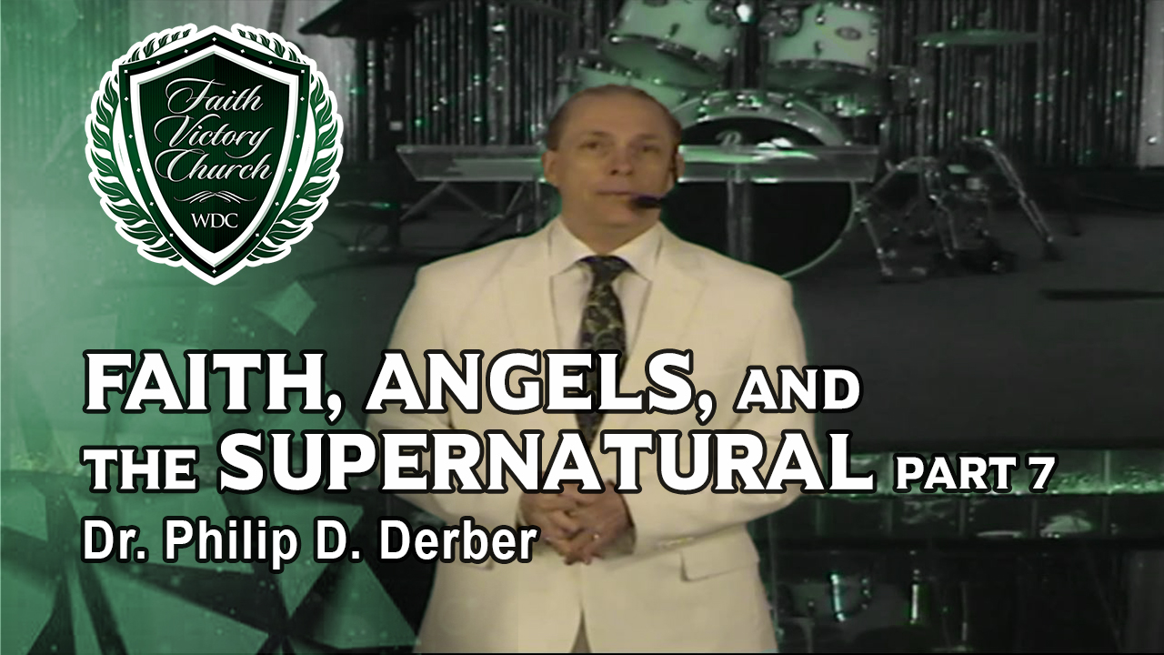 Faith Angels and the Supernatural 7