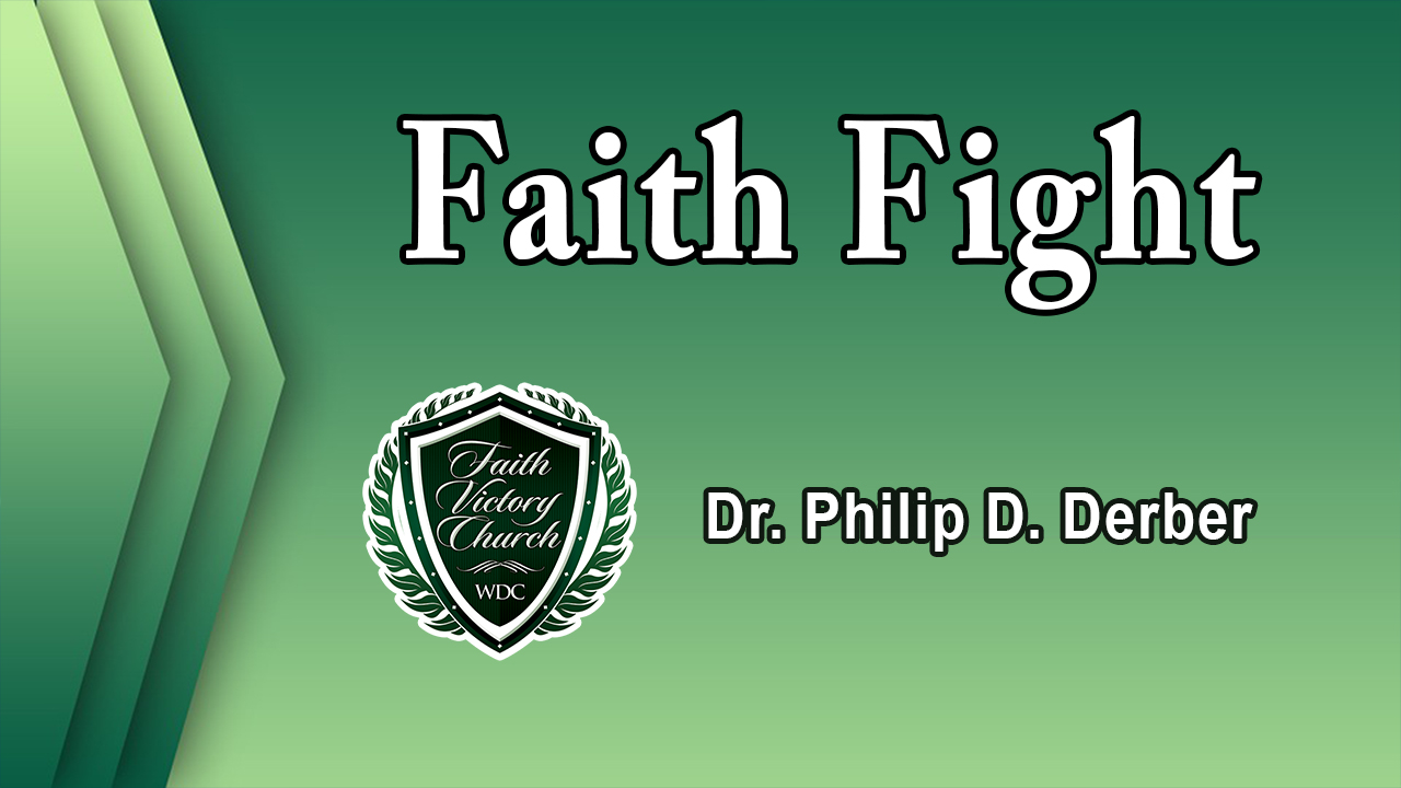 Faith Fight 1