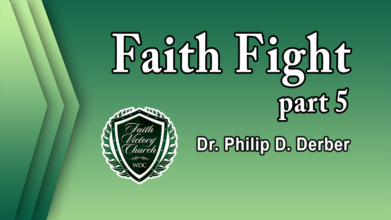 Faith Fight 5