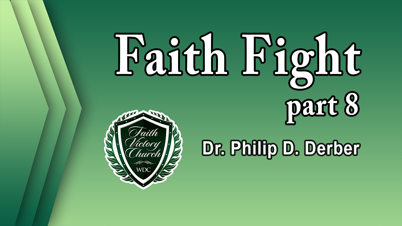 Faith Fight 8